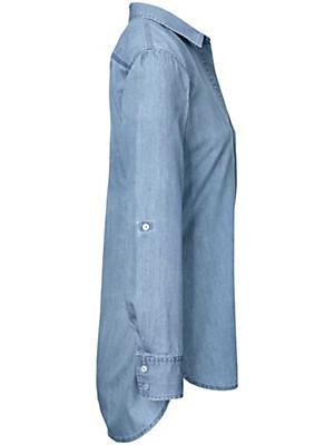 Peter Hahn - Le chemisier en jean