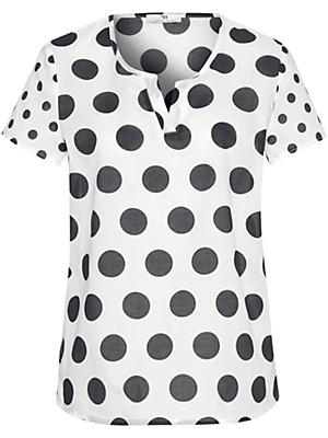 Peter Hahn - Le chemisier-T-shirt