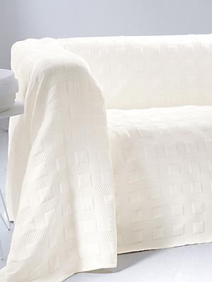 Peter Hahn - Le jeté pour canapé et lit, 220x250cm