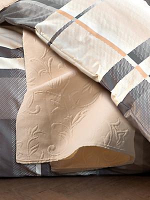 Peter Hahn - Le jeté pour canapé et lit, 270x250cm