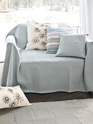 Peter Hahn - Le jeté pour canapé ou lit, 250x270cm
