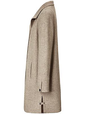 Peter Hahn - Le manteau en laine vierge
