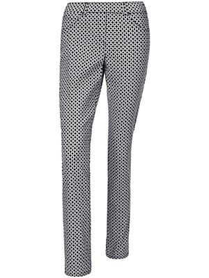 Peter Hahn - Le pantalon ceinture extensible à passants