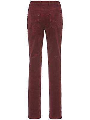 Peter Hahn - Le pantalon en velours côtelé