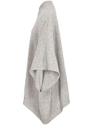 Peter Hahn - Le poncho 100% laine vierge