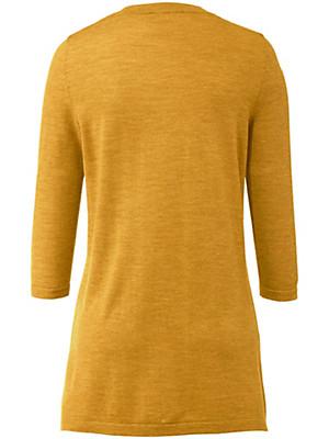 Peter Hahn - Le pull tunique en pure laine vierge