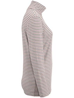 Peter Hahn - Le T-shirt à col roulé