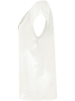 Peter Hahn - Le T-shirt-chemisier