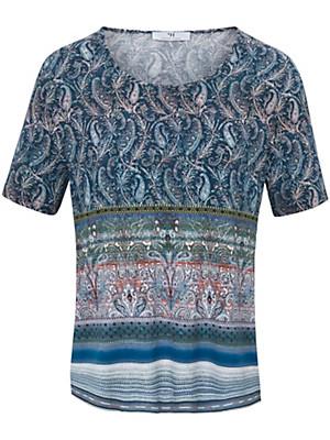 Peter Hahn - Le T-shirt encolure dégagée