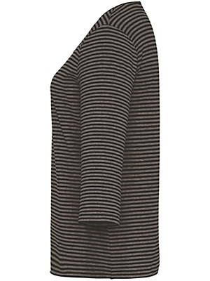 Peter Hahn - Le T-shirt rayé manches longues
