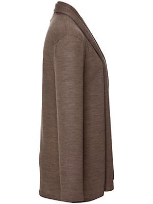 Peter Hahn - Le twin-set en pure laine vierge - Modèle GABI