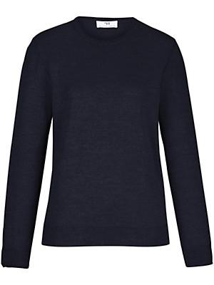 Peter Hahn - Pullover van 100% scheerwol