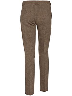 Peter Hahn - Tweedbroek van 100% scheerwol