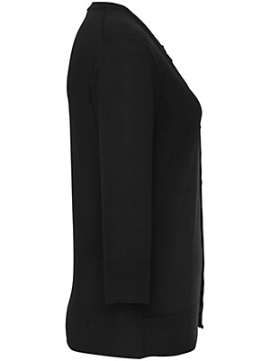 Peter Hahn - Vest met ronde hals