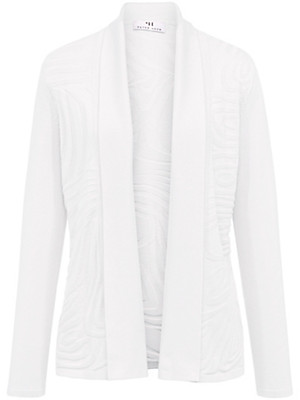 Peter Hahn - Vest met sjaalkraag