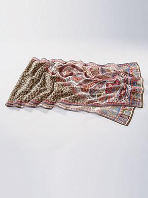 Roeckl - L'étole laine vierge et soie
