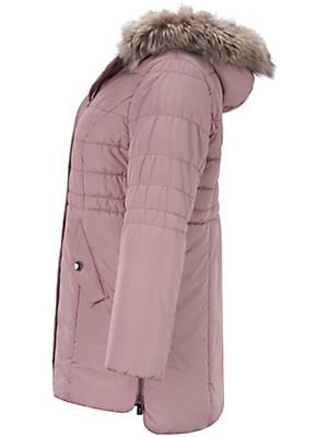 Samoon - Doorgestikte mantel