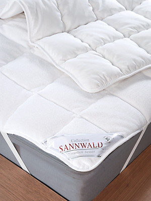 Sannwald - Matrasdek ca. 100x200cm