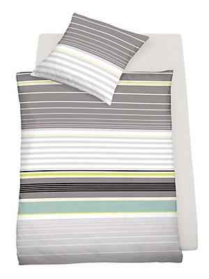 Schlafgut - 2-delige overtrekset, 155x220 cm