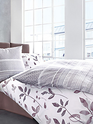 Schlafgut - La parure de lit 2 pièces, env. 135x220cm