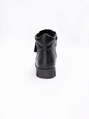 Softwaves - Boots en doux cuir nappa de veau