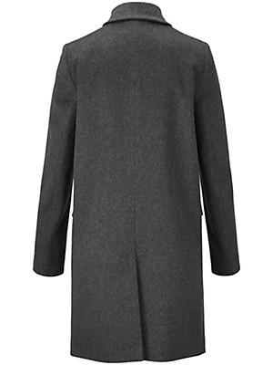 Strenesse - Le manteau en pure laine vierge