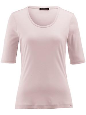 Strenesse -  T-shirt encolure dégagée et manches courtes