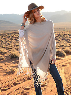 the lovely brand - Poncho