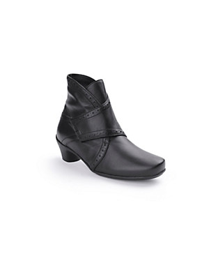 Theresia M. - Les bottines Theresia M. en cuir nappa