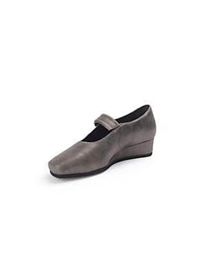 Theresia M. - Les escarpins Theresia M. en cuir velours
