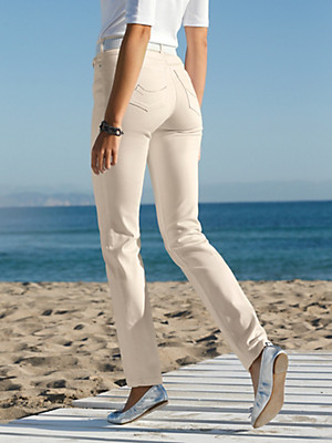 Toni - Broek van superelastische power-stretch