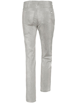 Toni - Le pantalon en coton stretch