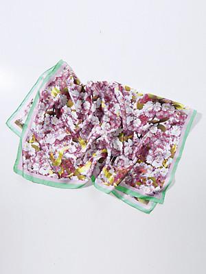 Uta Raasch - Le carré en pure soie
