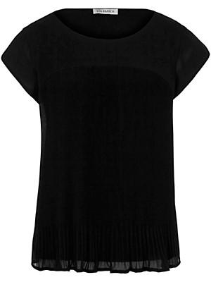 Uta Raasch - Le T-shirt-chemisier à manches courtes