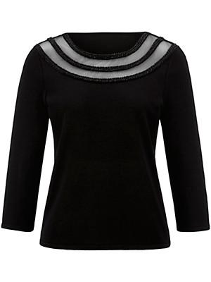 Uta Raasch - Pullover met ronde hals
