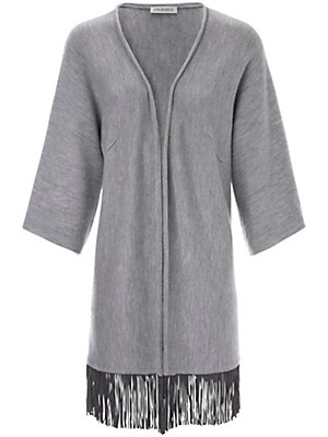 Uta Raasch - Vest van 100% scheerwol