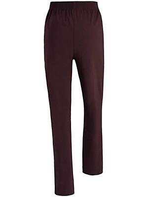 Via Appia Due - Le pantalon taille élastiquée