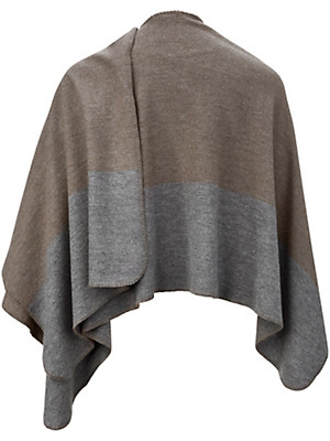Windsor - La cape en pure laine