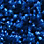 bleu roi chiné