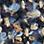 blauw/multicolour-103492
