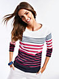Brax Feel Good - Shirt met 3/4-mouwen