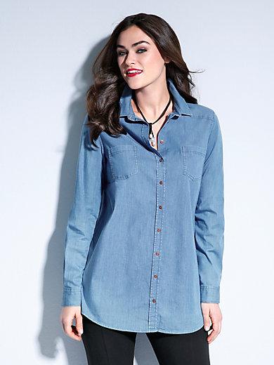 Anna Aura - Le chemisier en jean