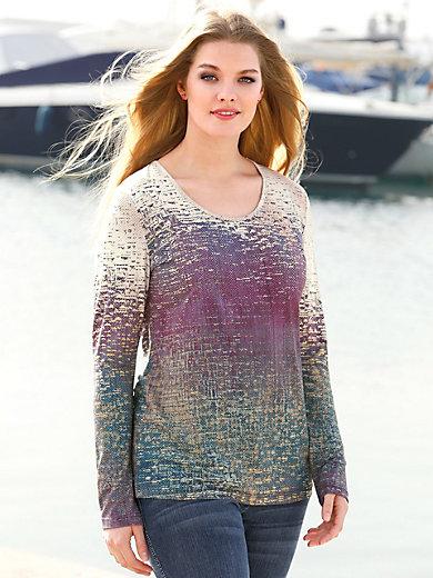 Anna Aura - Le T-shirt encolure dégagée