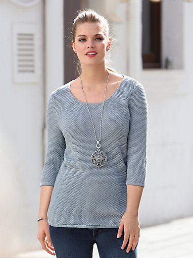Anna Aura - Trui met ronde hals