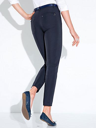 Atelier Gardeur - Enkellange broek. Model DINA 2 SLIM.