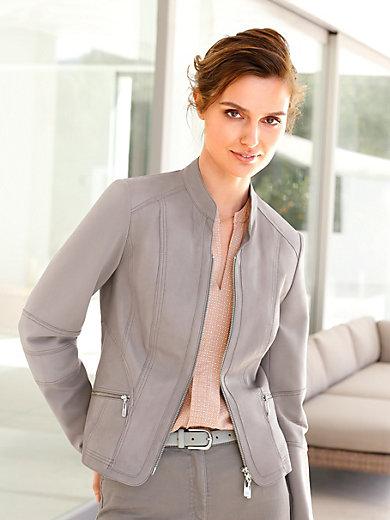 Betty Barclay - La veste en cuir
