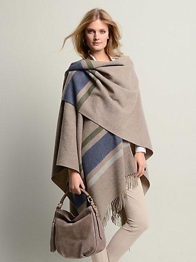 Bogner - La cape en pure laine