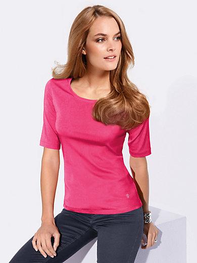 Bogner - Le T-shirt modèle VELVET manches aux coudes