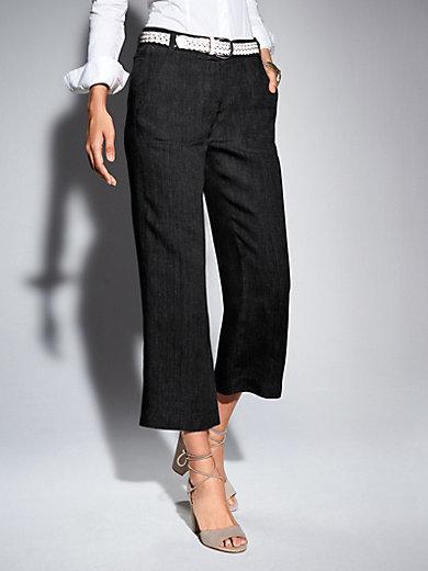 Brax Feel Good - 7/8-broek - model MAINE SPORT van 100% linnen