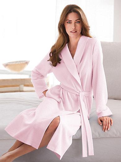 Charmor - La robe de chambre, col châle et ceinture à nouer